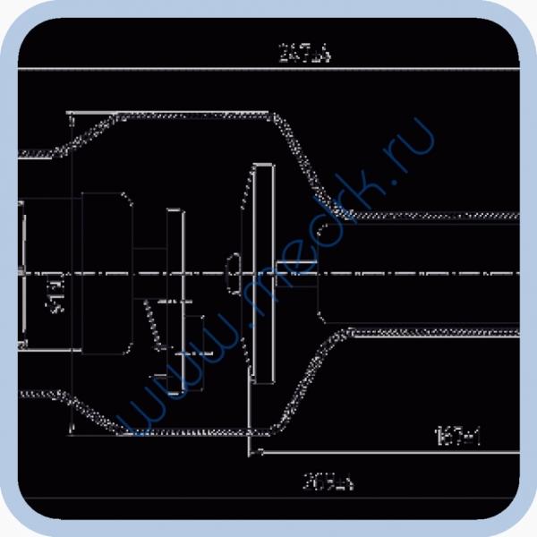 Трубка рентгеновская 25-50БД52-150