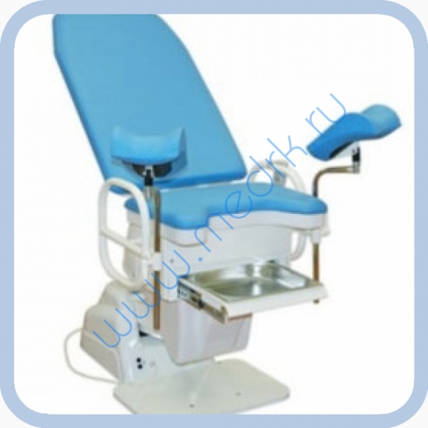 Кресло гинекологическое КГЭ-238 «Ева»  Вид 1