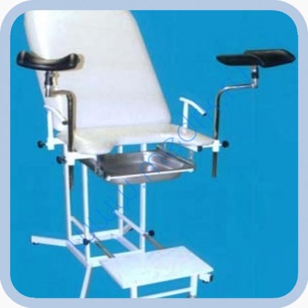 Кресло гинекологическое КГ-06.02.М2  Вид 1