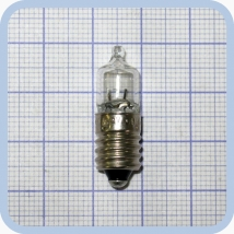 Лампа Osram 6406530 5,2V 850mA E10