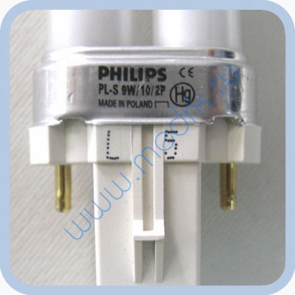 Лампа терапевтическая Philips Master PL-S 9W/10/2P G23  Вид 1