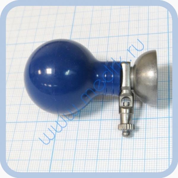 Электрод для ЭКГ FIAB F9009SSC грудной d 24 мм с винтом и зажимом  Вид 3