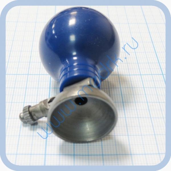 Электрод для ЭКГ FIAB F9009SSC грудной d 24 мм с винтом и зажимом  Вид 4