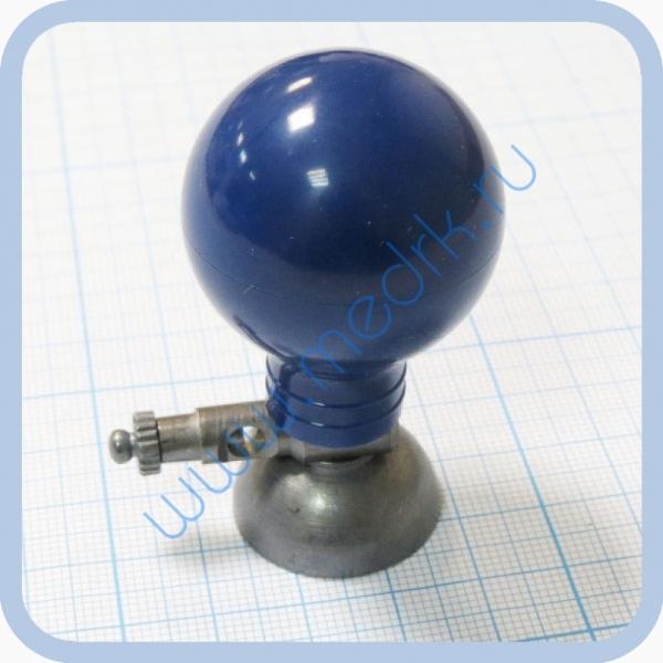 Электрод для ЭКГ FIAB F9009SSC грудной d 24 мм с винтом и зажимом  Вид 7