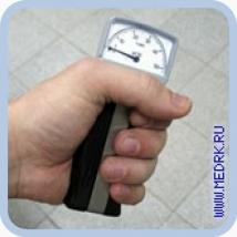 Динамометр ручной ДК-100