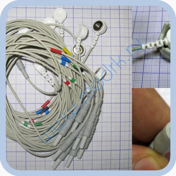 Набор электродных кабелей  Вид 2