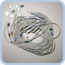 Набор электродных кабелей