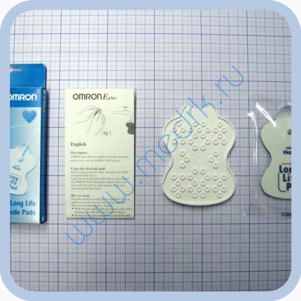 Электроды для миостимуляторов Omron  Вид 1
