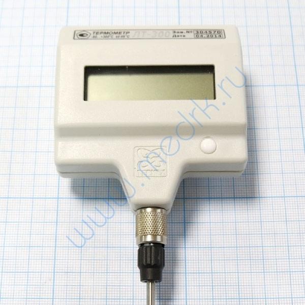 Термометр электронный лабораторный Термэкс ЛТ-300  Вид 6