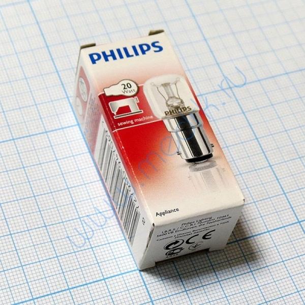 Лампа Philips T22x51 для швейных машин  Вид 1
