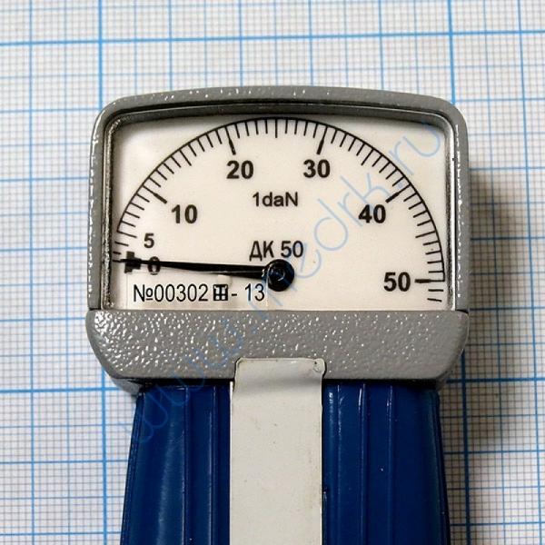 Динамометр механический ДК-50  Вид 3