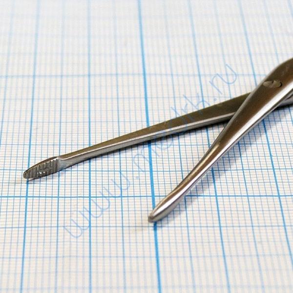 Щипцы тампонные ушные №2 J-31-1140  Вид 4
