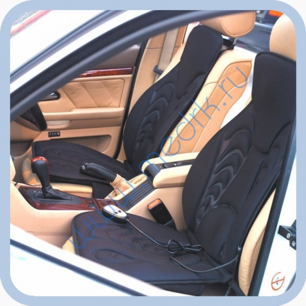 Накидка массажная для автомобиля N-02  Вид 1