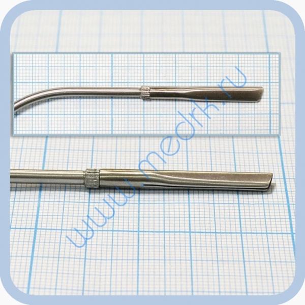 Нож гортанный скрытый Н-37 (по Тобольду)  Вид 5