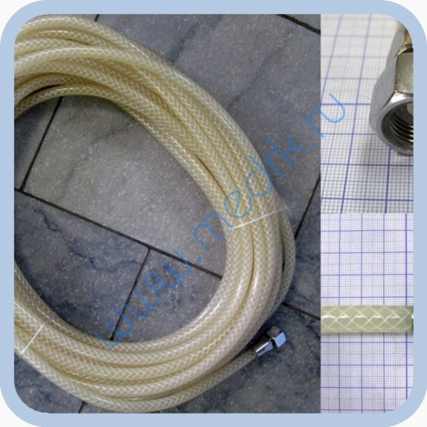 Шланг армированный для сжатых газов с гайками М16х1,5 мм  Вид 1