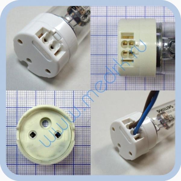 Патрон для люминесцентных ламп с цоколем G13  Вид 2