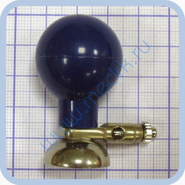 Электрод для ЭКГ грудной d 20 мм  Вид 1