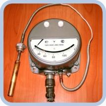 Термометр ТКП-160Сг-М2-УХЛ2 (0-120)