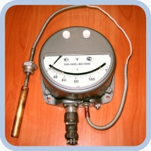 Термометр ТКП-160Сг-М2-УХЛ2 (0-120°C)