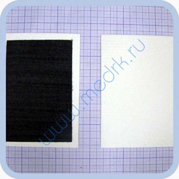 Электрод прямоугольный одноразовый 100х150 мм  Вид 1