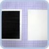 Электрод прямоугольный одноразовый 100х150 мм