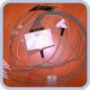 Кабель пациента для ЭК1Т-04 Аксион