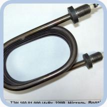 ТЭН 160.01.000 (4кВт, 220В, н/сталь, вода)