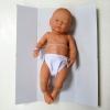 Модель новорожденного мальчика W17000