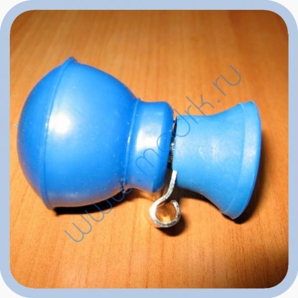 Электрод грудной с плоским токосъемником  Вид 1
