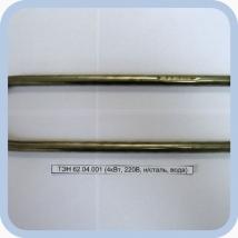 ТЭН 62.04.001 (4кВт, 220В, н/сталь, вода)