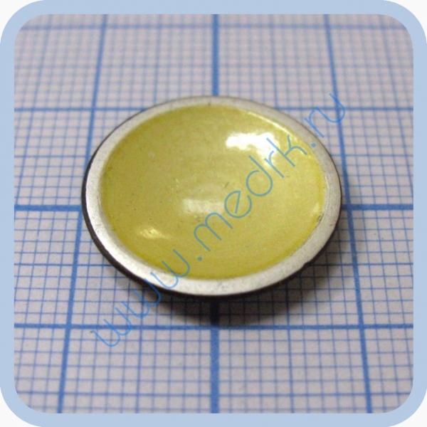 Пьезоэлемент тА7.124.018 d19х0,8 для ингаляторов  Вид 1