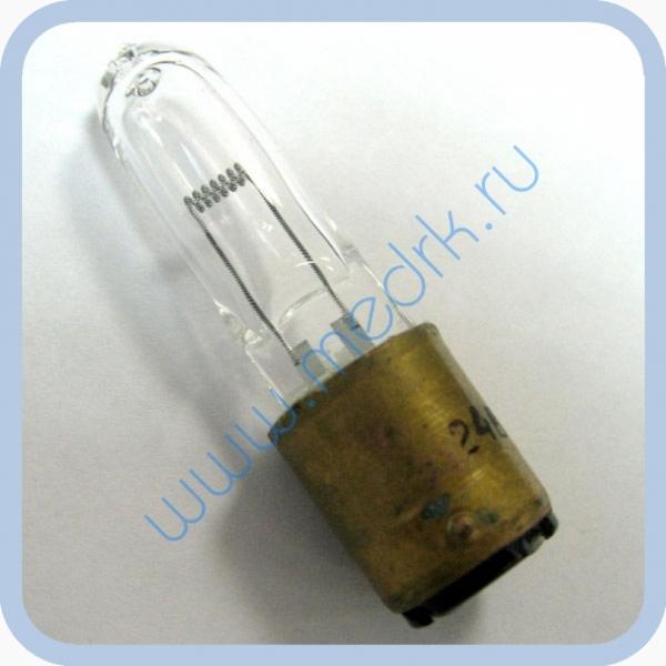 Лампа галогенная КГМ 24-60 XLP B15d  Вид 1
