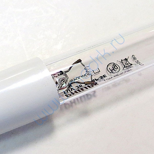 Лампа бактерицидная Philips TUV 36T5 4P SE UNP 40W  Вид 4