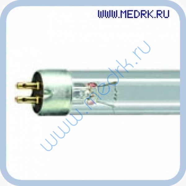 Лампа бактерицидная ДБ 4М G5 (ДБМ 4)