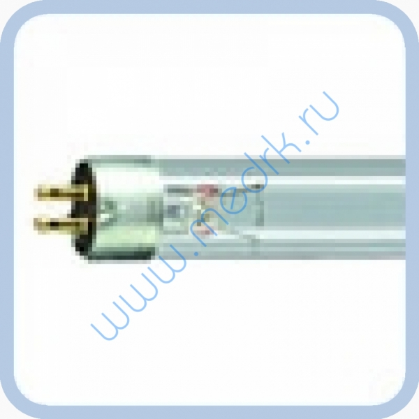 Лампа бактерицидная ДБ 4М G5 (ДБМ 4)  Вид 2
