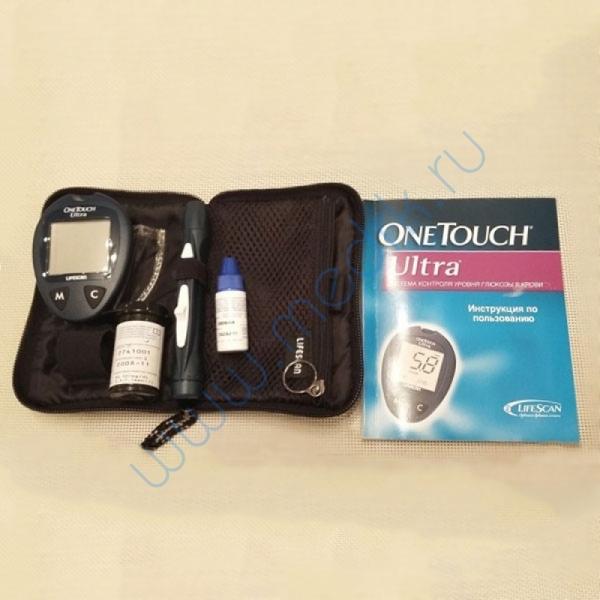Глюкометр One Touch Ultra / Уан Тач Ультра