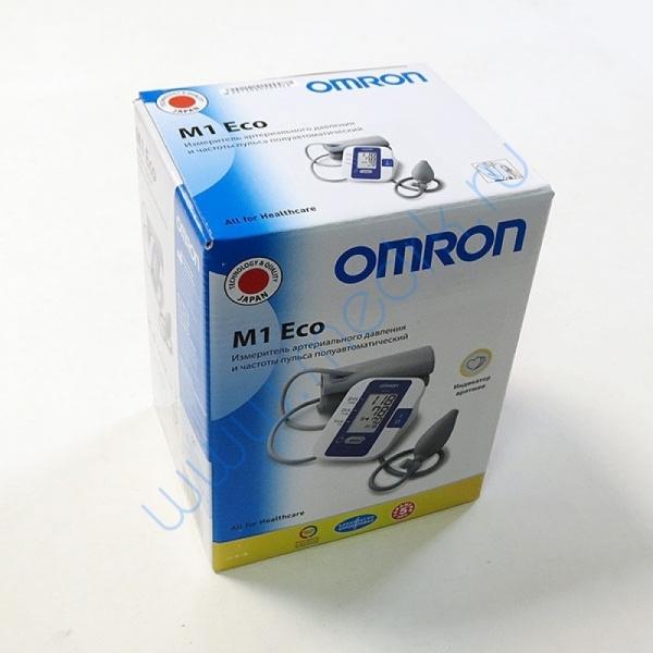Тонометр OMRON M1 Eco  Вид 2