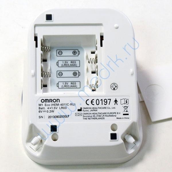 Тонометр OMRON M1 Eco  Вид 9