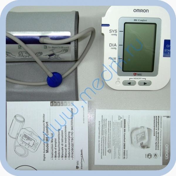 Тонометр OMRON M6 Comfort  Вид 1