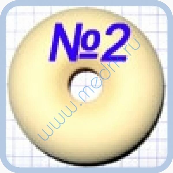 Кольцо маточное №2 (пессарий акушерский)  Вид 1