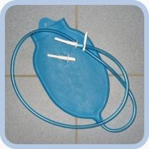 Кружка Эсмарха 2 л резиновая