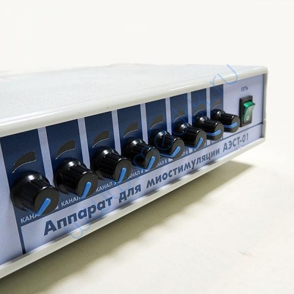 Аппарат для миостимуляции АЭСТ-01(8)  Вид 5