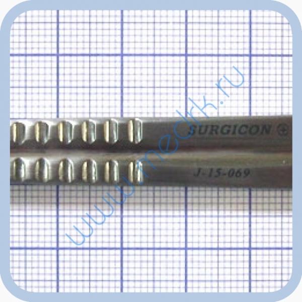 Рукоятка скальпеля №4 J-15-069 (Surgicon)  Вид 1