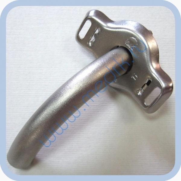 Трубка трахеотомическая металлическая ТТМ-4  Вид 1