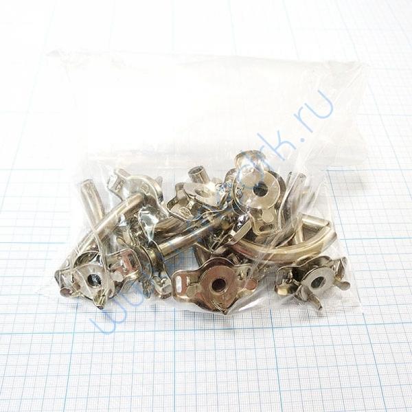 Трубка трахеотомическая металлическая ТТМ-4  Вид 2