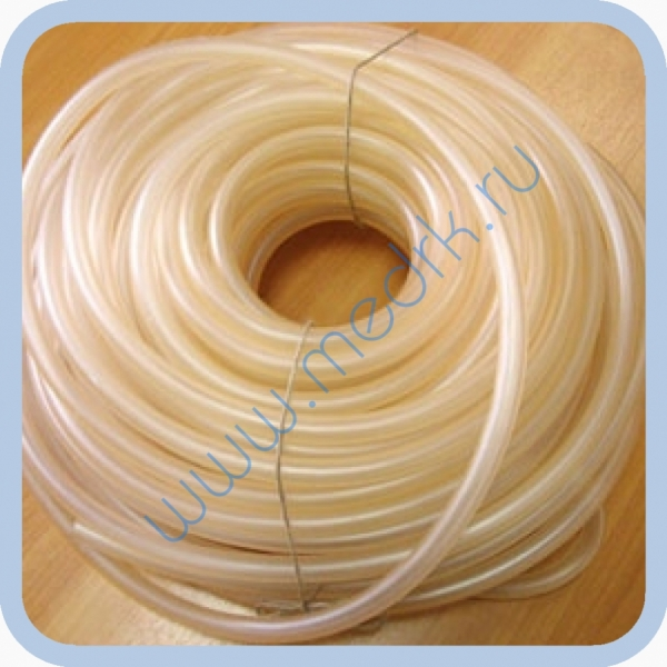 Трубка медицинская ПВХ 8х1,5 мм  Вид 1