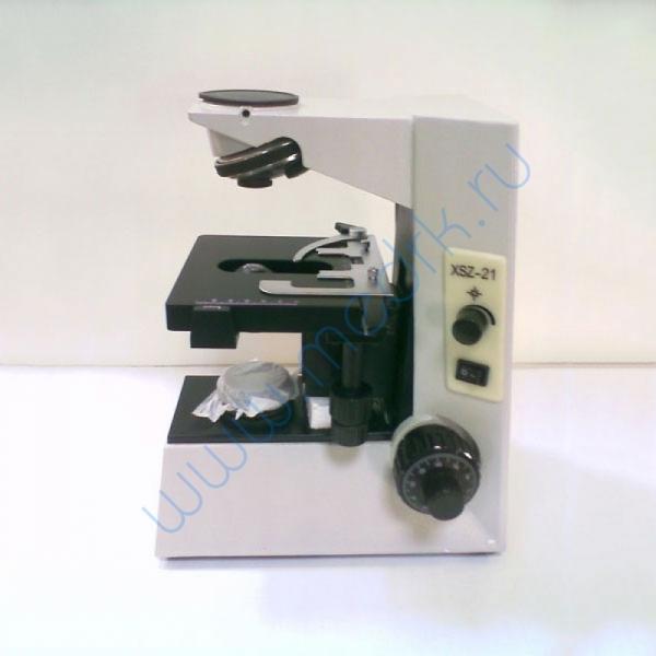 Микроскоп тринокулярный медицинский Levenhuk 790  Вид 1