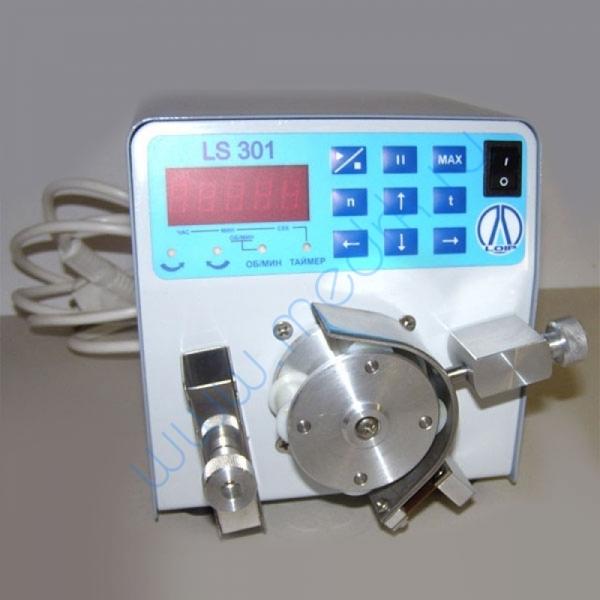 Насос перистальтический LOIP LS-301 (ЛАБ-НП-1-20М)