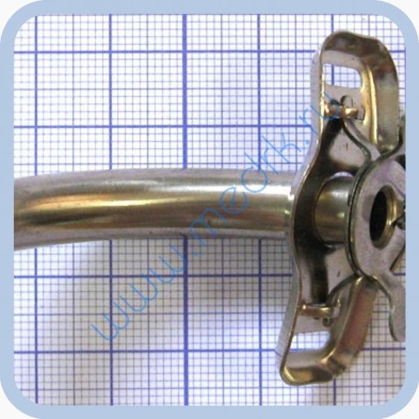 Трубка трахеостомическая металлическая ТТМ-3  Вид 1