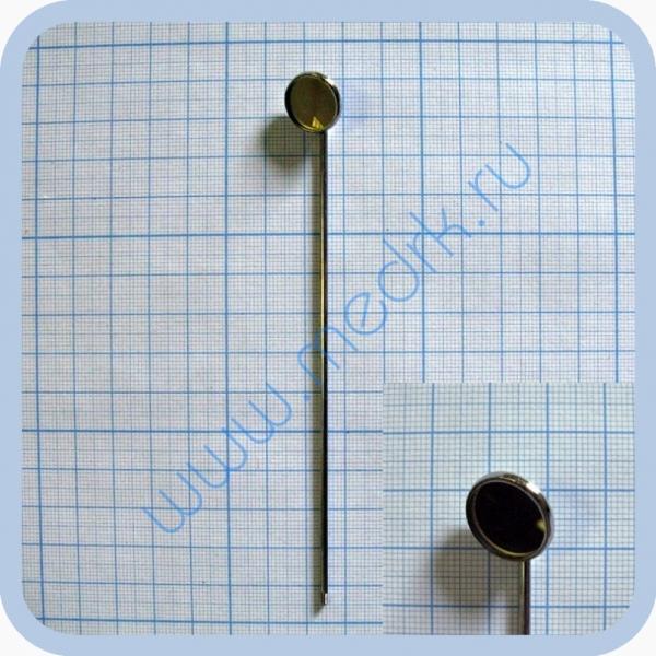 Зеркало гортанное без ручки d=15мм J-34-1015